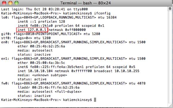Jak sprawdzić mój adres IP na komputerze Mac?