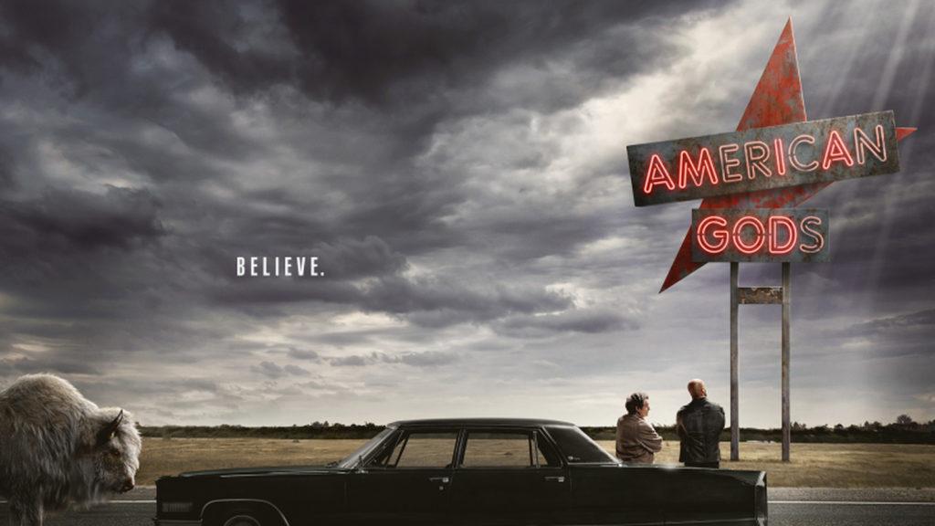 serial amerykańscy bogowie