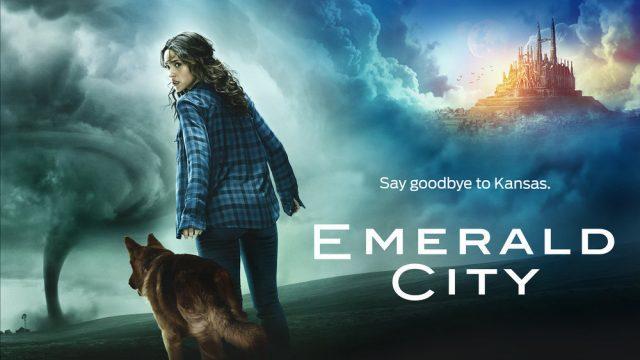 serial emerald city