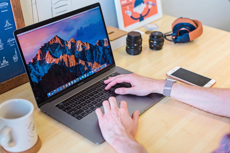 Jak zresetować hasło w macbooku