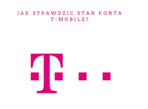 sprawdzenie stanu konta t-mobile