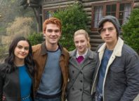obsada 3 sezonu Riverdale