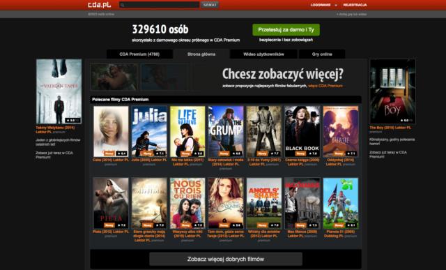 cda downloader - pobieranie filmów