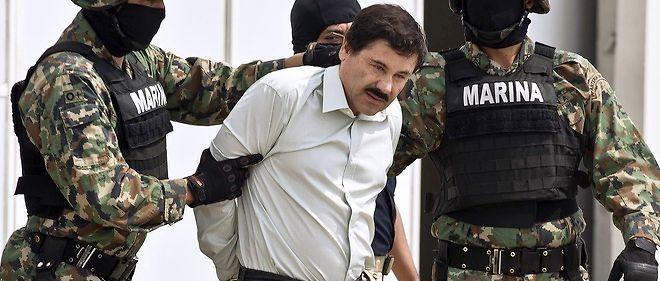 aresztowanie el chapo w USA