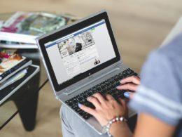 Facebook - logowanie, rejestracja