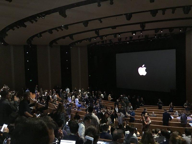 Konferencja Apple Wrzesień 2018