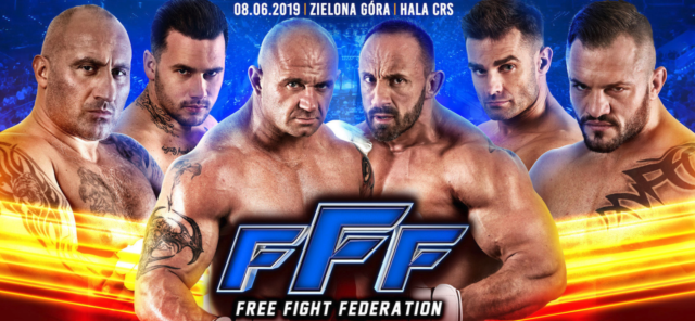 free fight federation