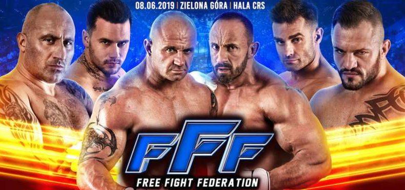 Federacja FFF: free fight federation