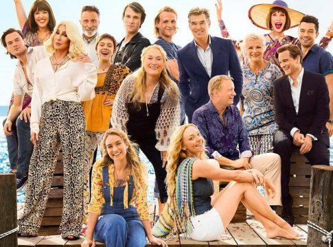 Mamma Mia 2 Here We Go Again
