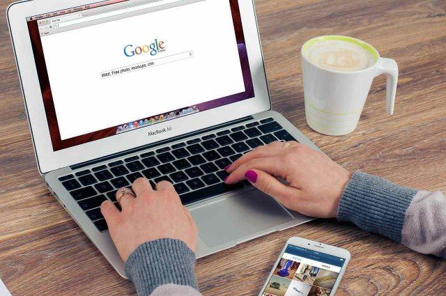 pozycjonowanie stron w google