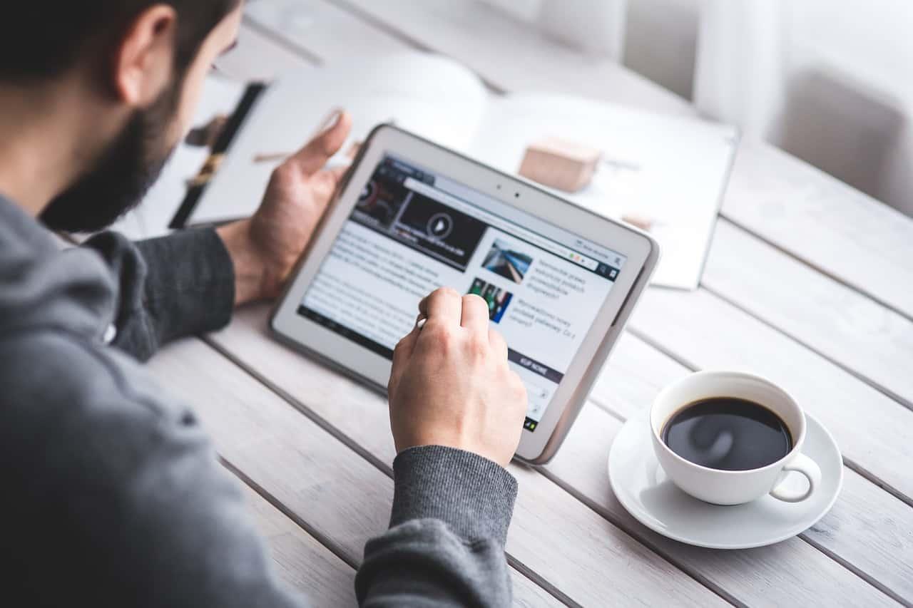 zabezpieczenie treści na blogu